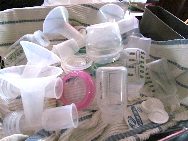 Breast Pump Parts 1